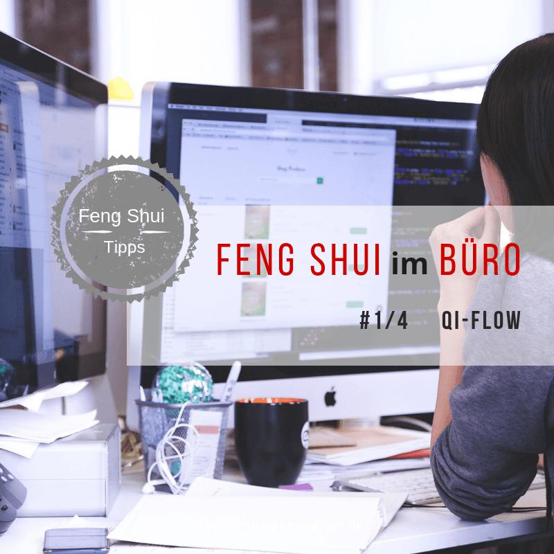 Aufräumen. Büro Feng Shui Energie Booster
