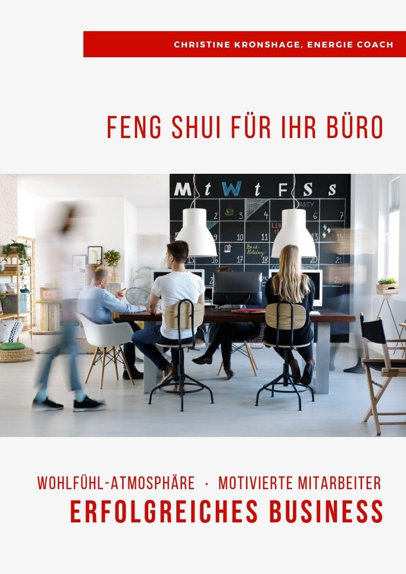 Feng Shui Tipps für Ihr Büro