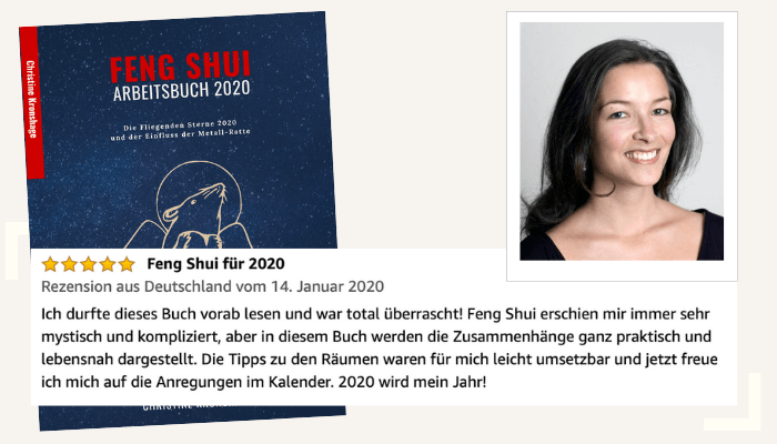Rezension 2 Feng Shui Arbeitsbuch