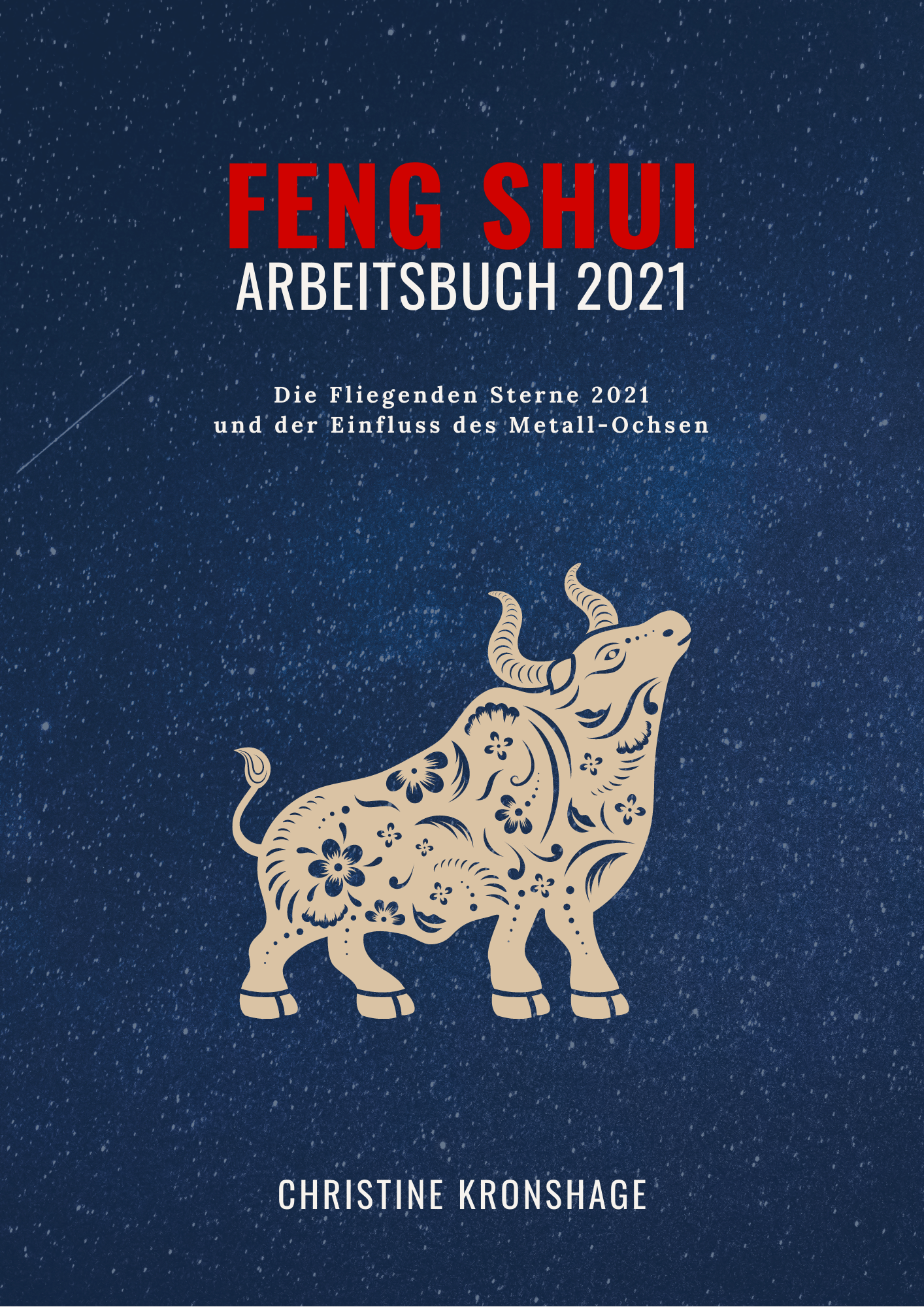 Cover Feng Shui Arbeitsbuch 2021