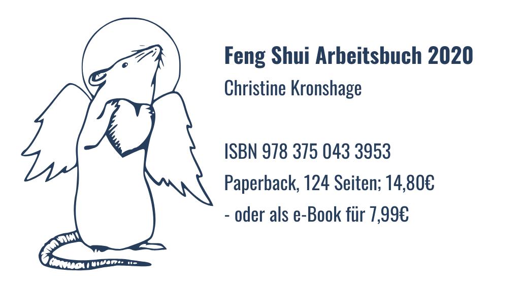Feng Shui Arbeitsbuch